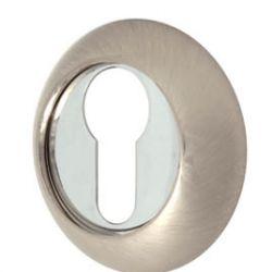 Накладка под ключ круглая