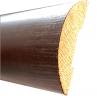 Наличник полукруглый чёрная эмаль с золотой патиной